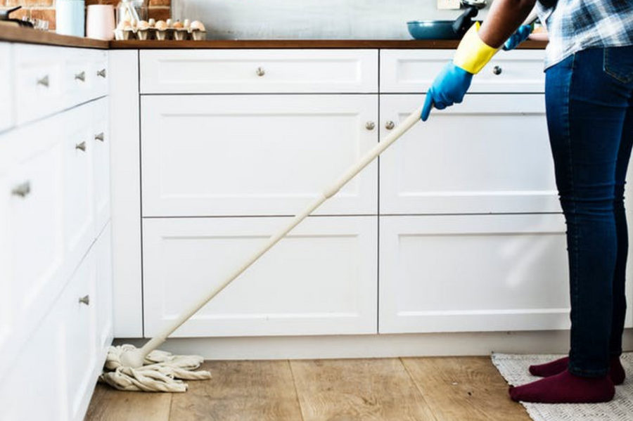 Spring Cleaning | Floor Cleaning